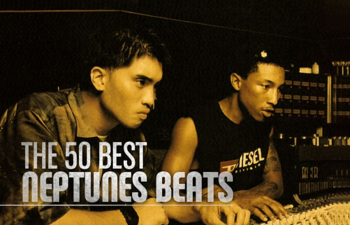 Williams Auto Group >> The Neptunes' 50 Best Beats | Complex