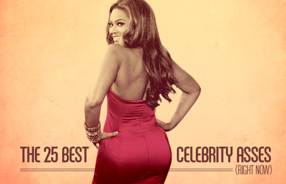 the 25 best celebrity asses right now complex