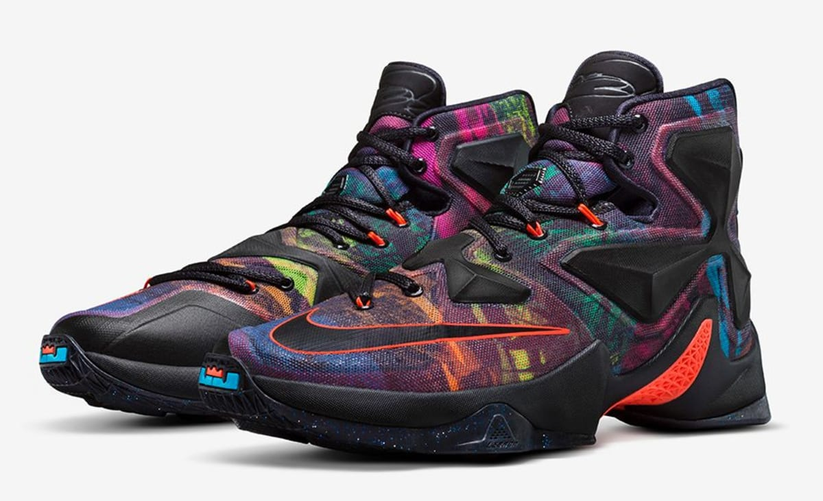 """Nike Honors LeBron James' Path to Greatness With the Lebron 13 """"Akronite Philosophy"""""""