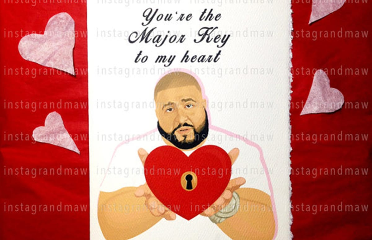 Instagrandmaw Is Back With Some Dope Valentines Day Cards Featuring