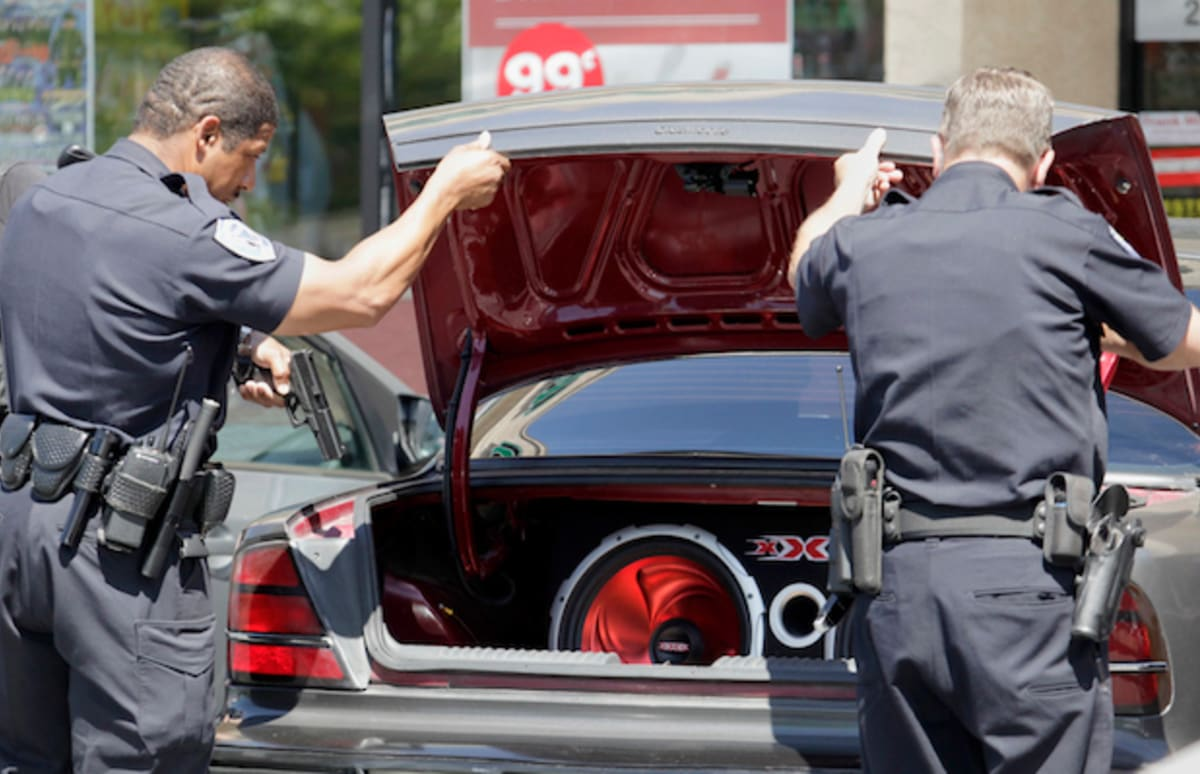 Cops No Longer Need A Warrant To Search Your Car In
