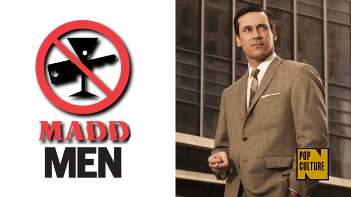 "Just as You Suspected, ""Mad Men"" Actors Have Shot Their Scenes Drunk"