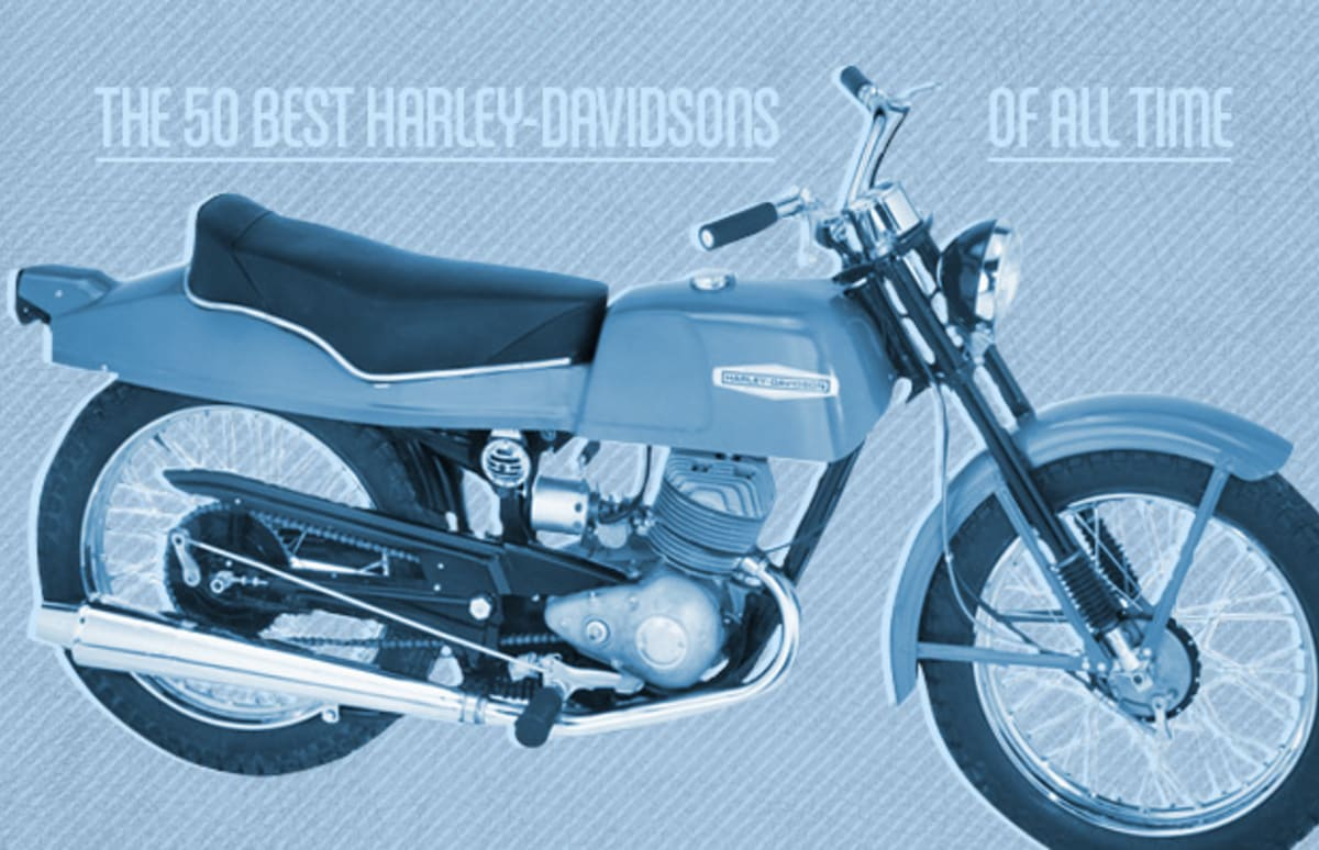 The 50 Best Harley Davidsons Of All Time Complex Custom Wiring Harness 98 Sportster 1200
