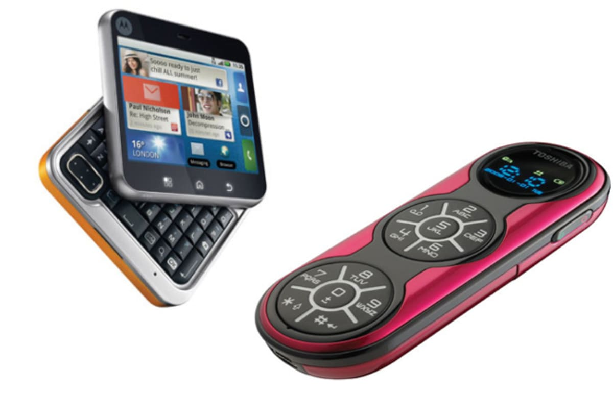 Virgin Mobile Lobster 700TV - The 13 Ugliest Mobile Phones Ever Made   Complex