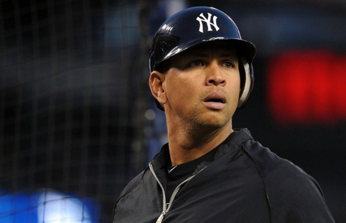 Sadly, Alex Rodriguez Does Not Actually Have a Painting of ...