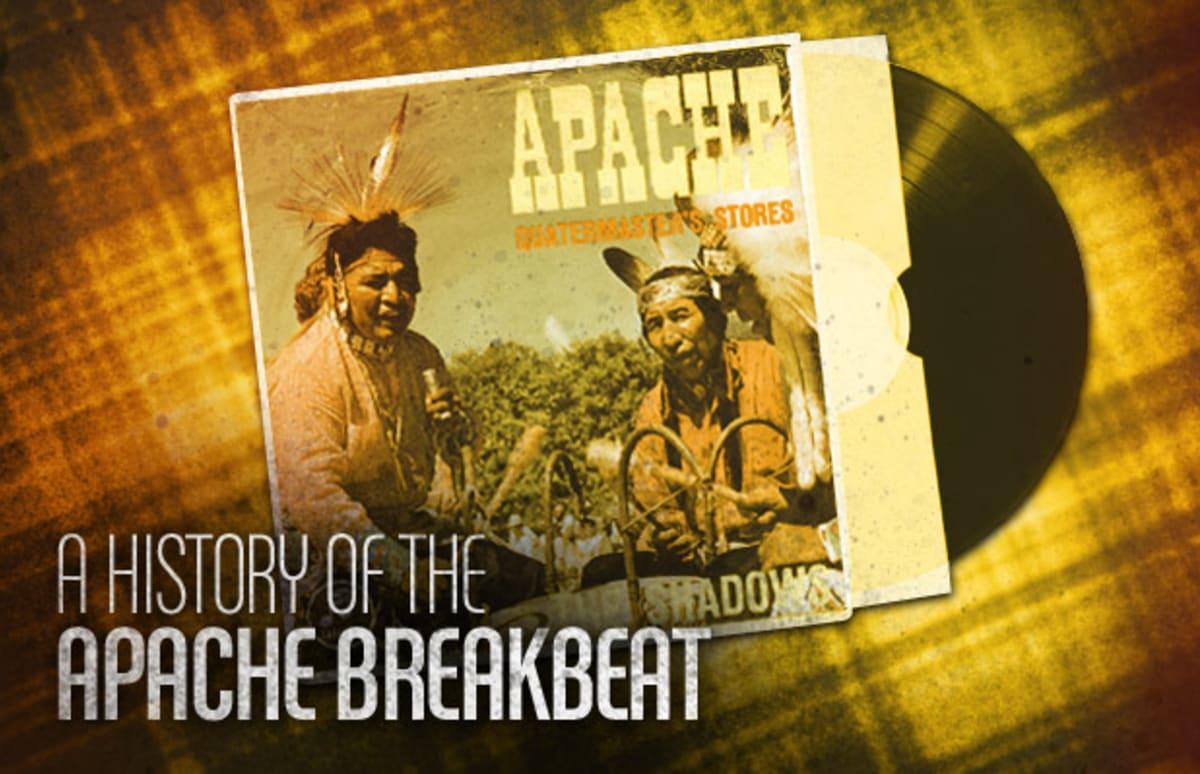 Bert Weedon - Apache