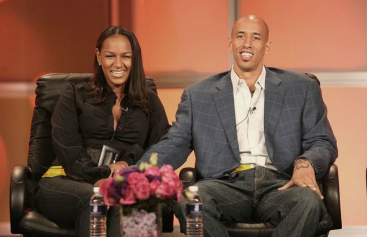 Ex NBA Player Doug Christie s Wife Goes to Extreme Lengths to