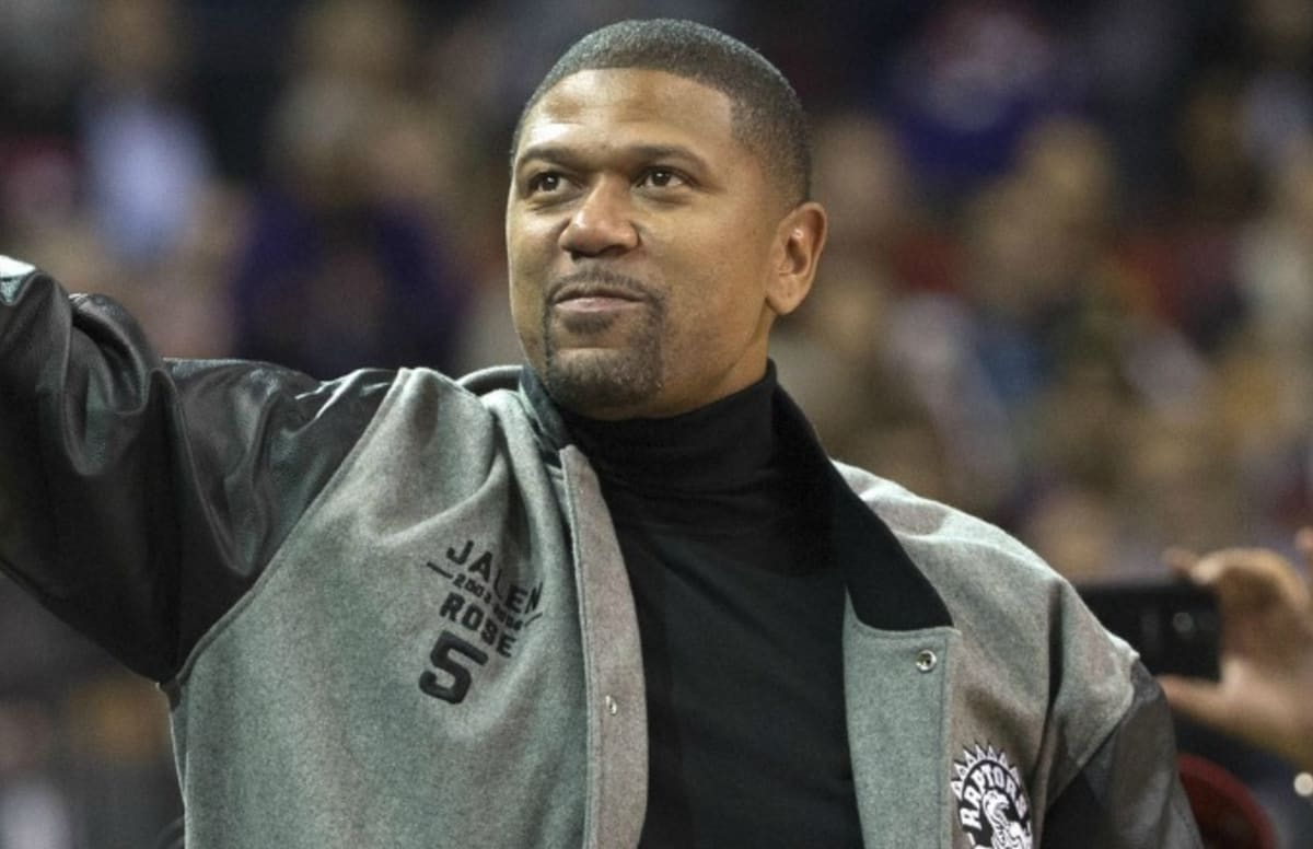 Jalen Rose Regrets Exposing Skip Bayless for Being a Crappy High