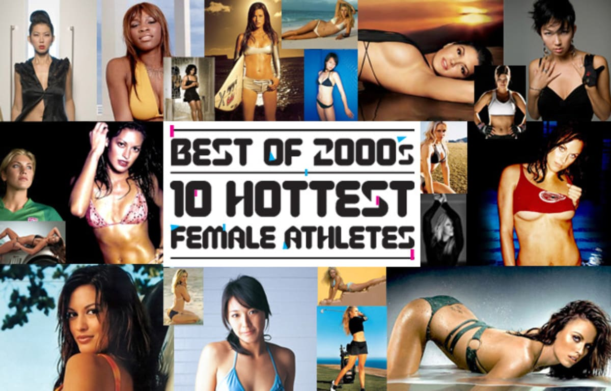 top 10 sexiest female athletes