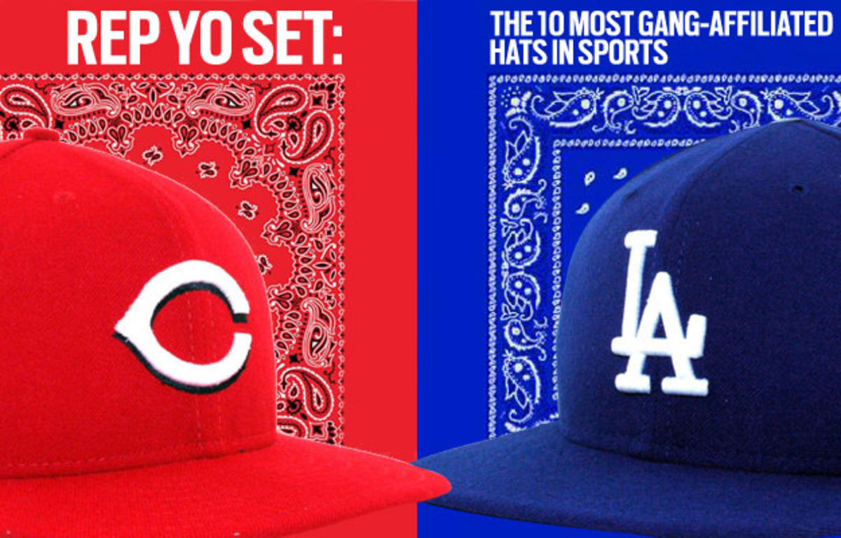 Rep Yo Set The 10 Most Gang Affiliated Hats In Sports Complex