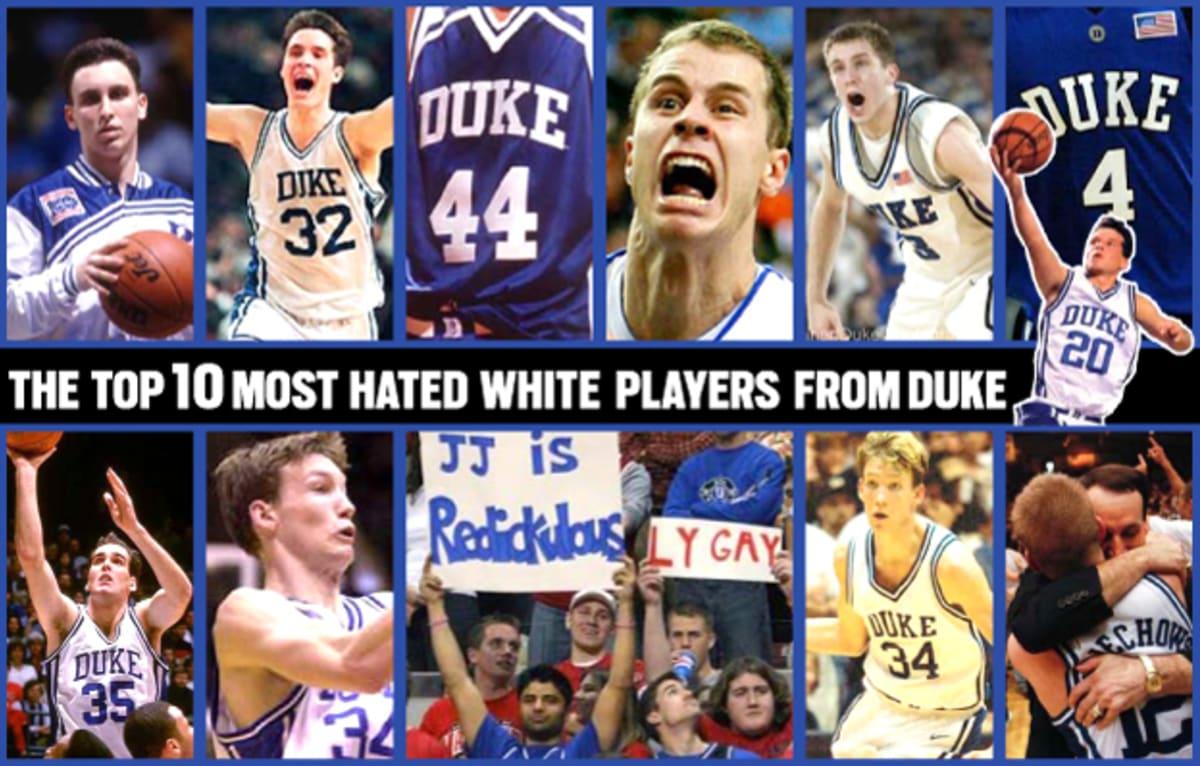 Image result for white duke basketball players