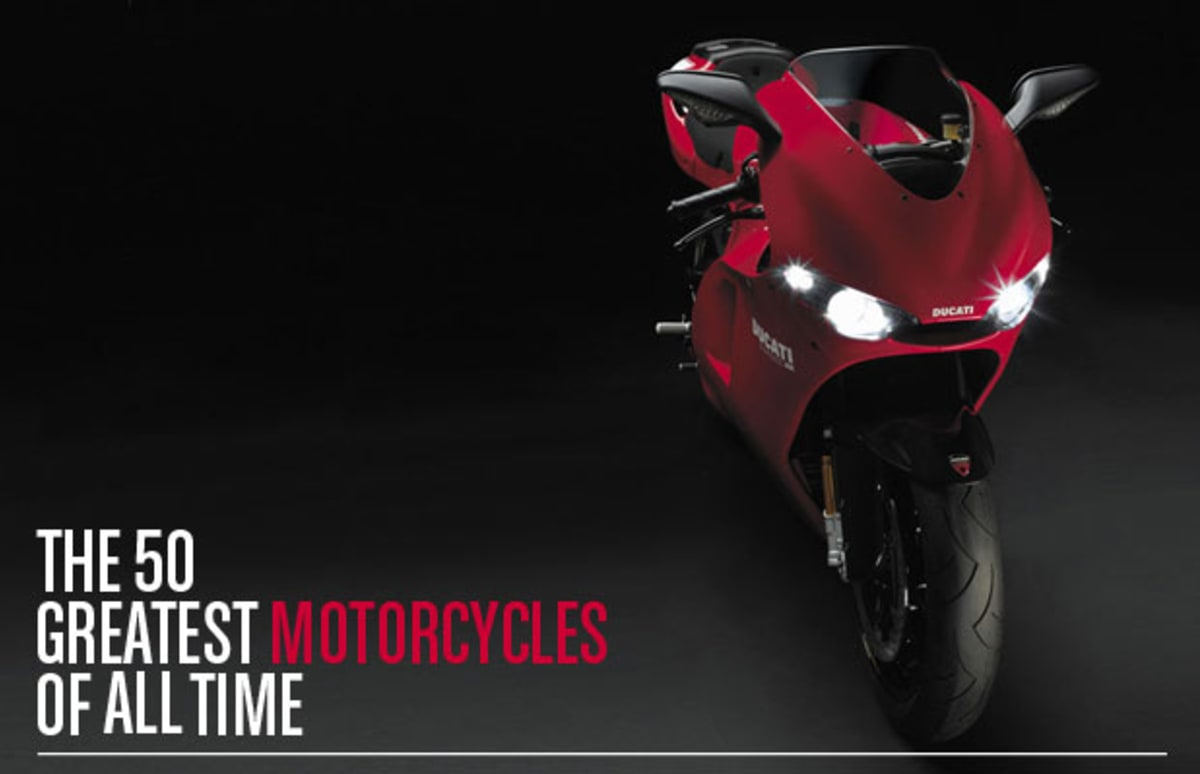 Crazy Genius: 10 of the strangest and most underrated motorcycles