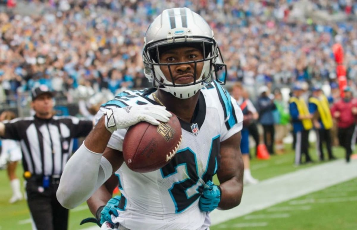 NFL Fines Panthers Cornerback Josh Norman for Wearing Cleats to Honor Grandfather Who Was a Veteran