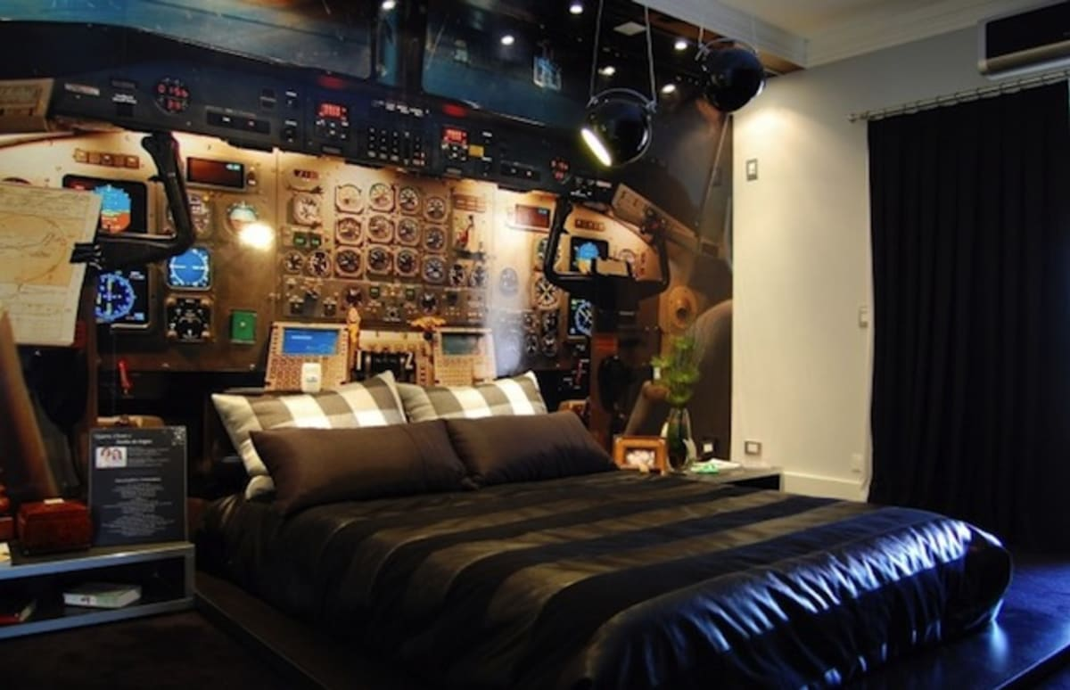 Star Wars Boys Room Bedroom Ideas