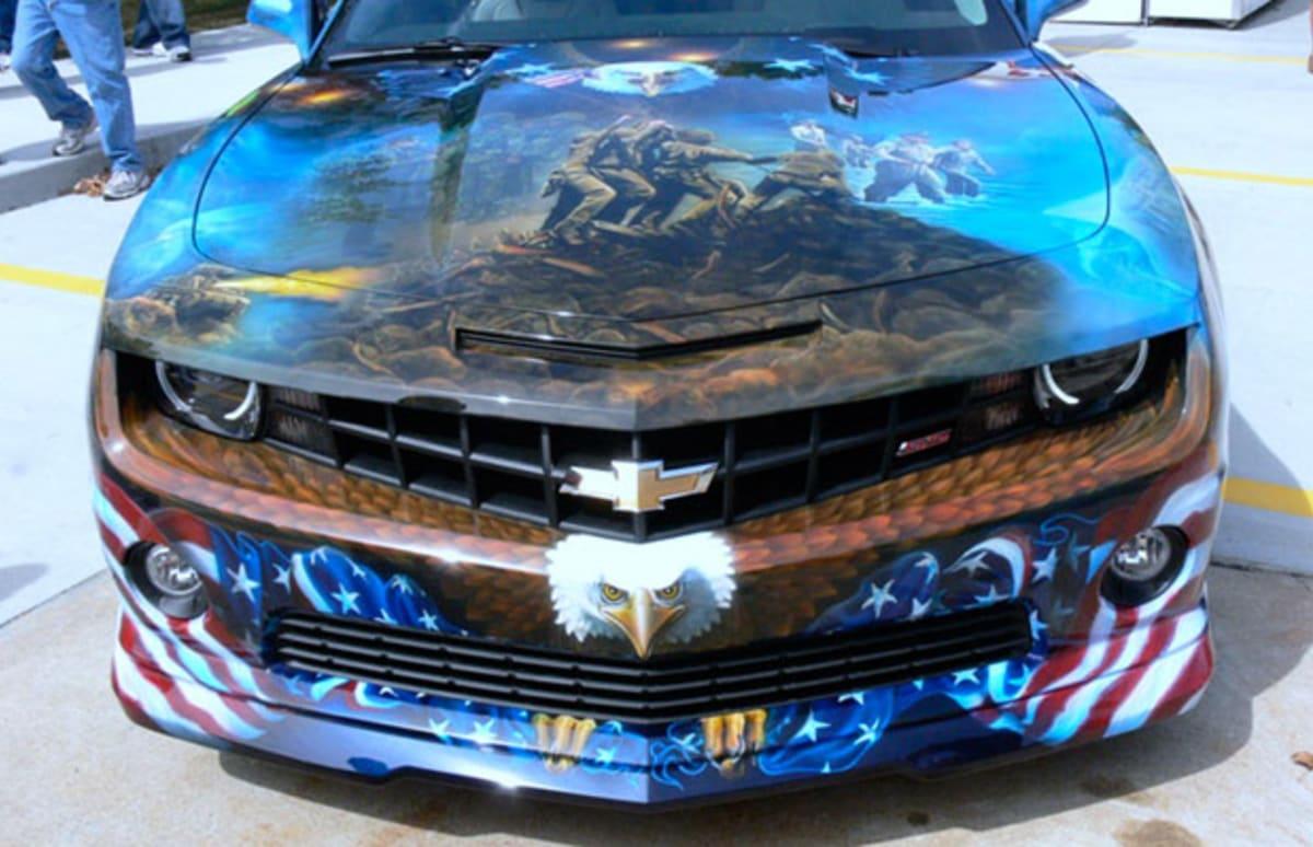 25 Crazy Airbrushed Art Cars | Complex  25 Crazy Airbru...