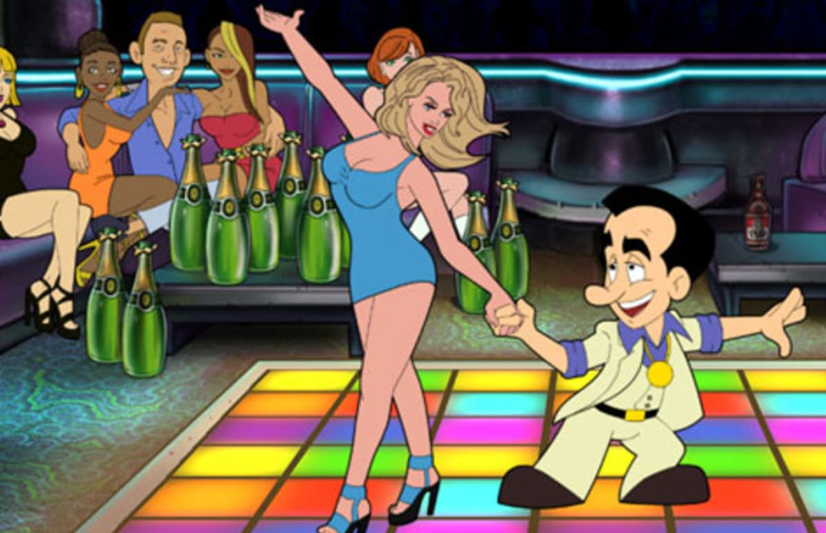 Leisure suit larry reloaded nude patch anime image