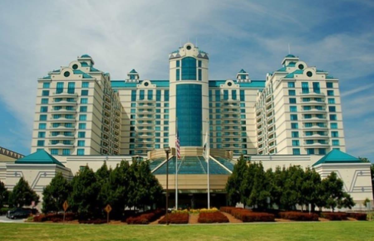 Foxwoods casino connecticut bingo