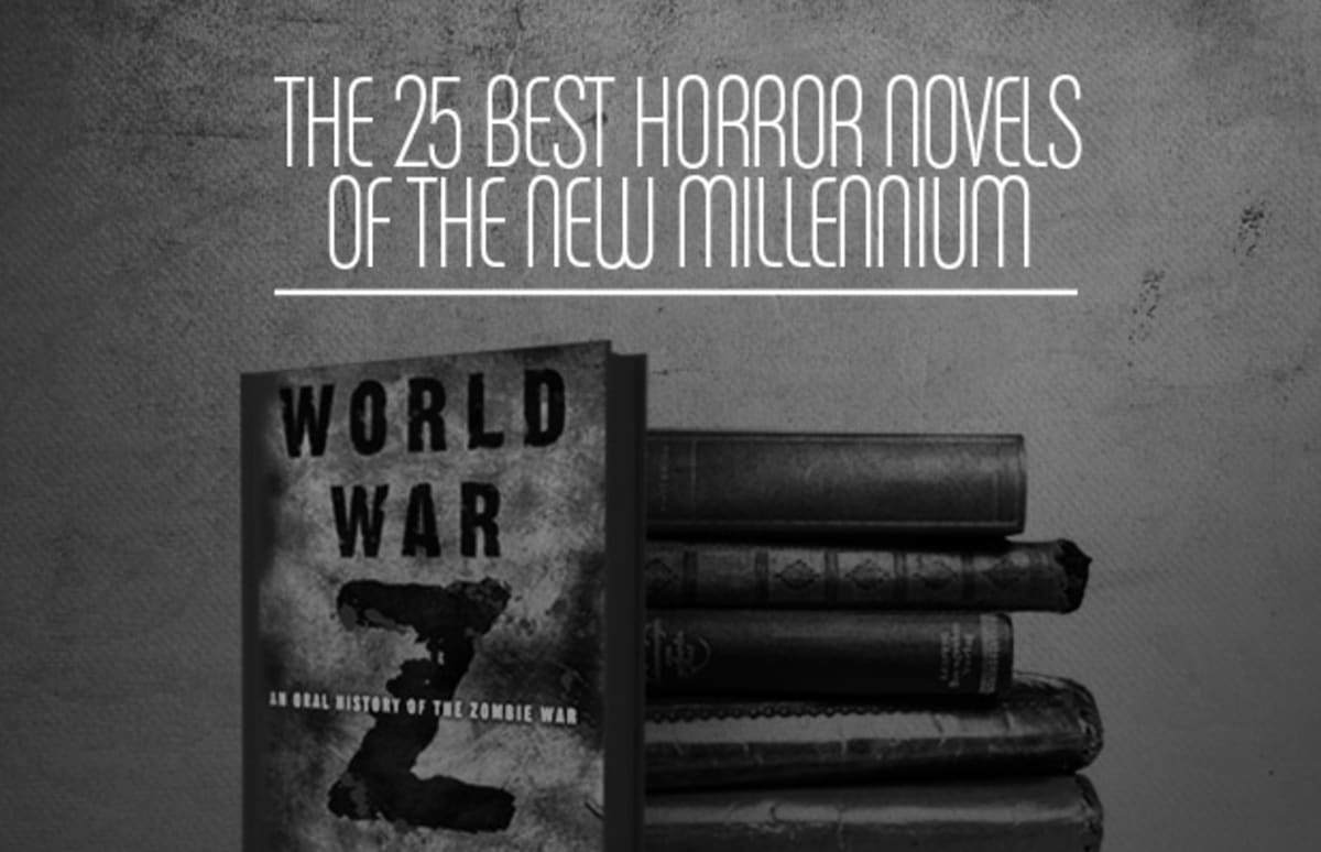 The 25 Best Horror Novels Of The New