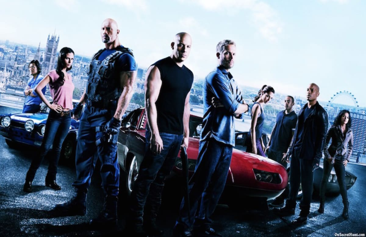 Fast and the Furious: 8: the cast continues to race