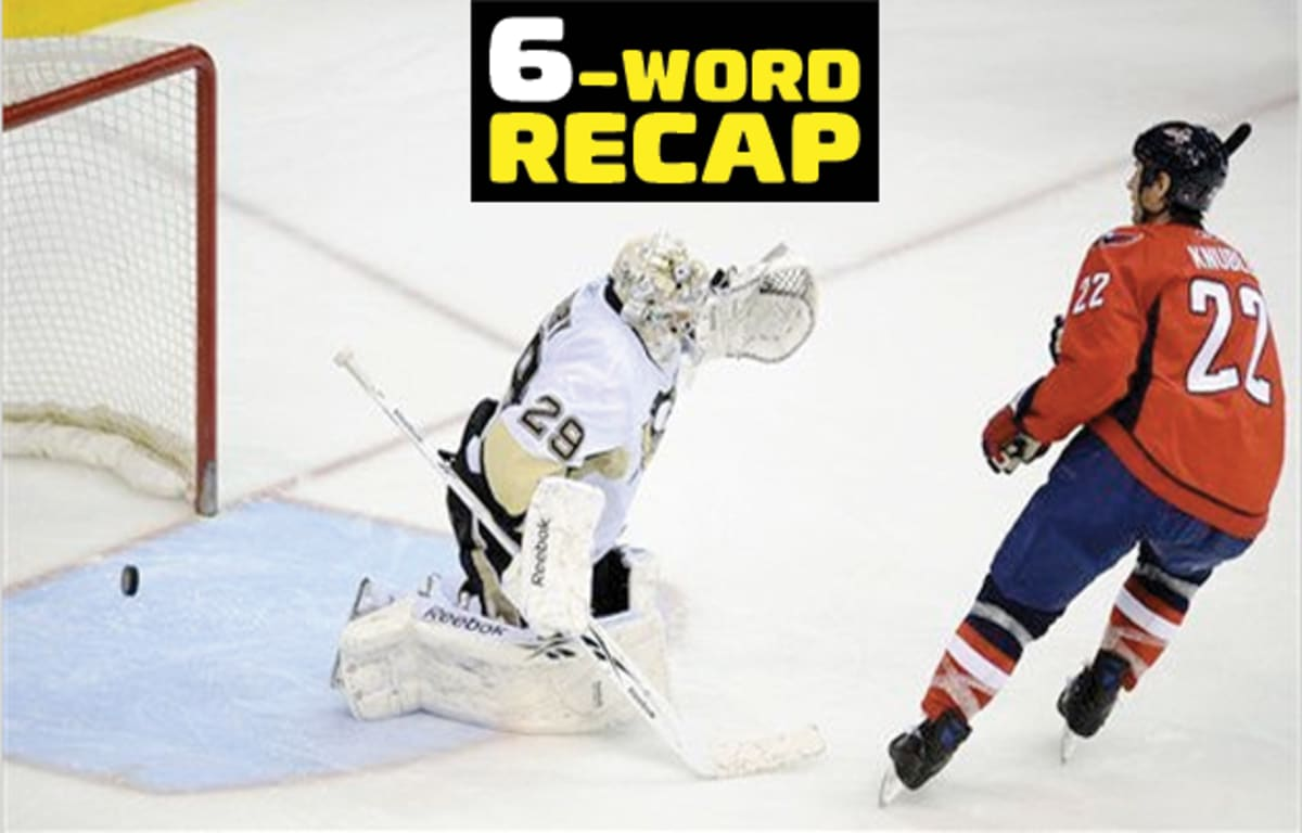 Six-Word Recap: Pengui...