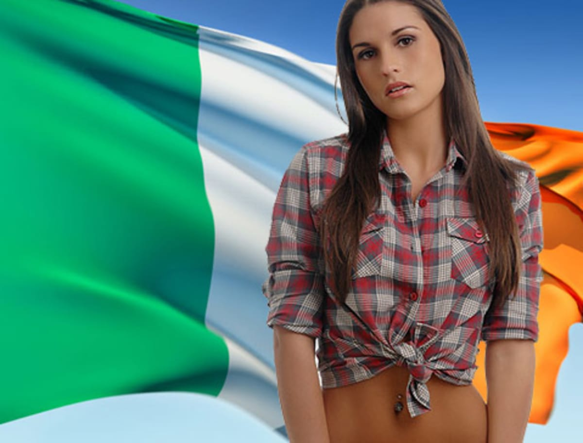 Ireland hot girls