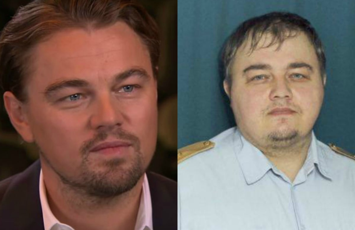 The network blew up a movie about fakes with the Russian twin DiCaprio