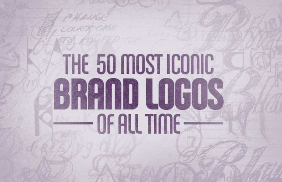 Logos Brands And Logotypes: 1. Nike - The 50 Most Iconic Brand Logos Of All Time
