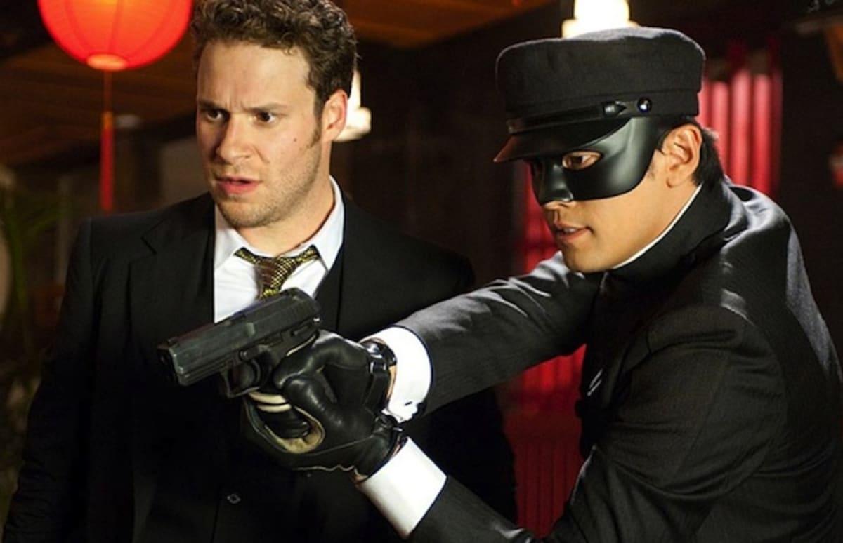 "Seth Rogen Calls Failed Movie ""The Green Hornet"" A ..."