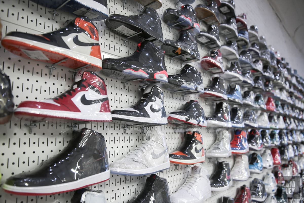 c67f91f5b412 Stadium Goods Knocks the Sneaker Resale Retail Concept Out of the Park