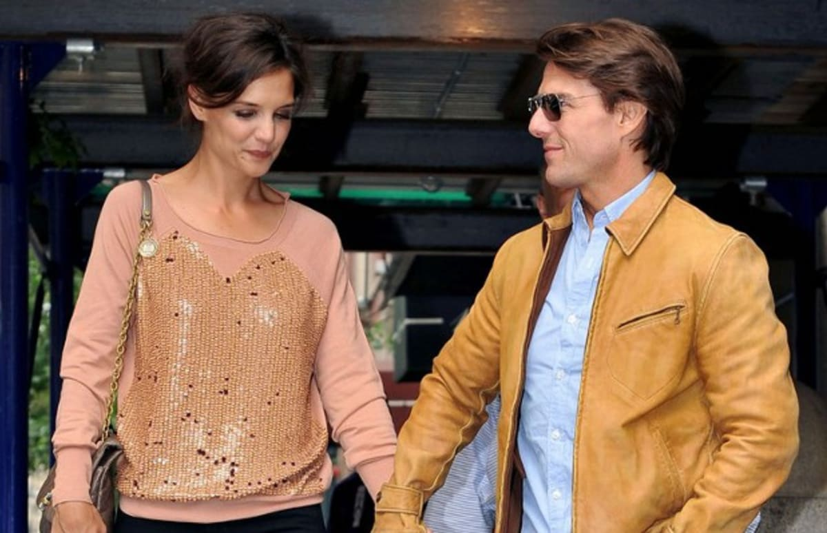 Katie Holmes And Tom Cruise Are Officially Divorced   Complex Katie Holmes Divorce