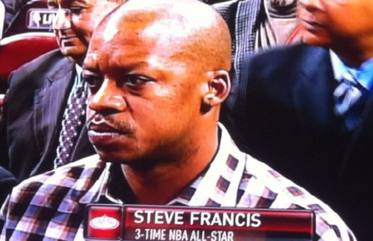 Chronicling the Downfall of Steve Francis
