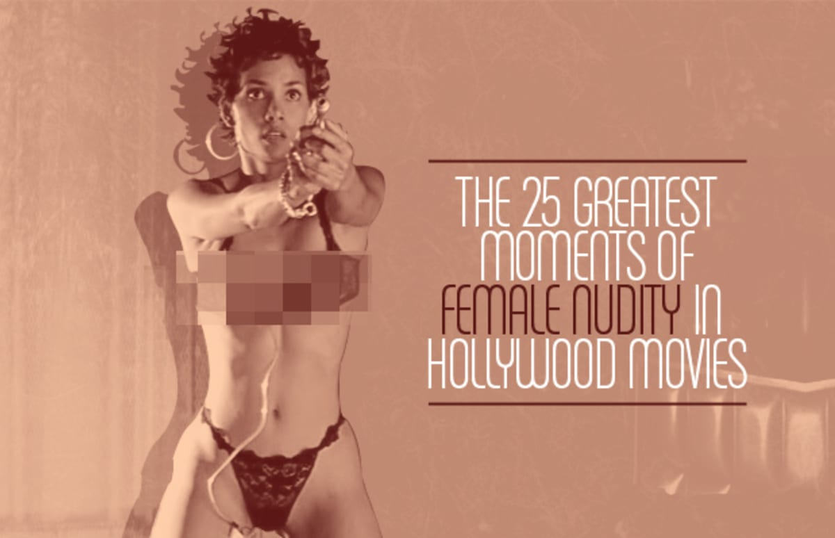 The 25 Greatest Moments Of Female Nudity In Hollywood MoviesAmerican Pie