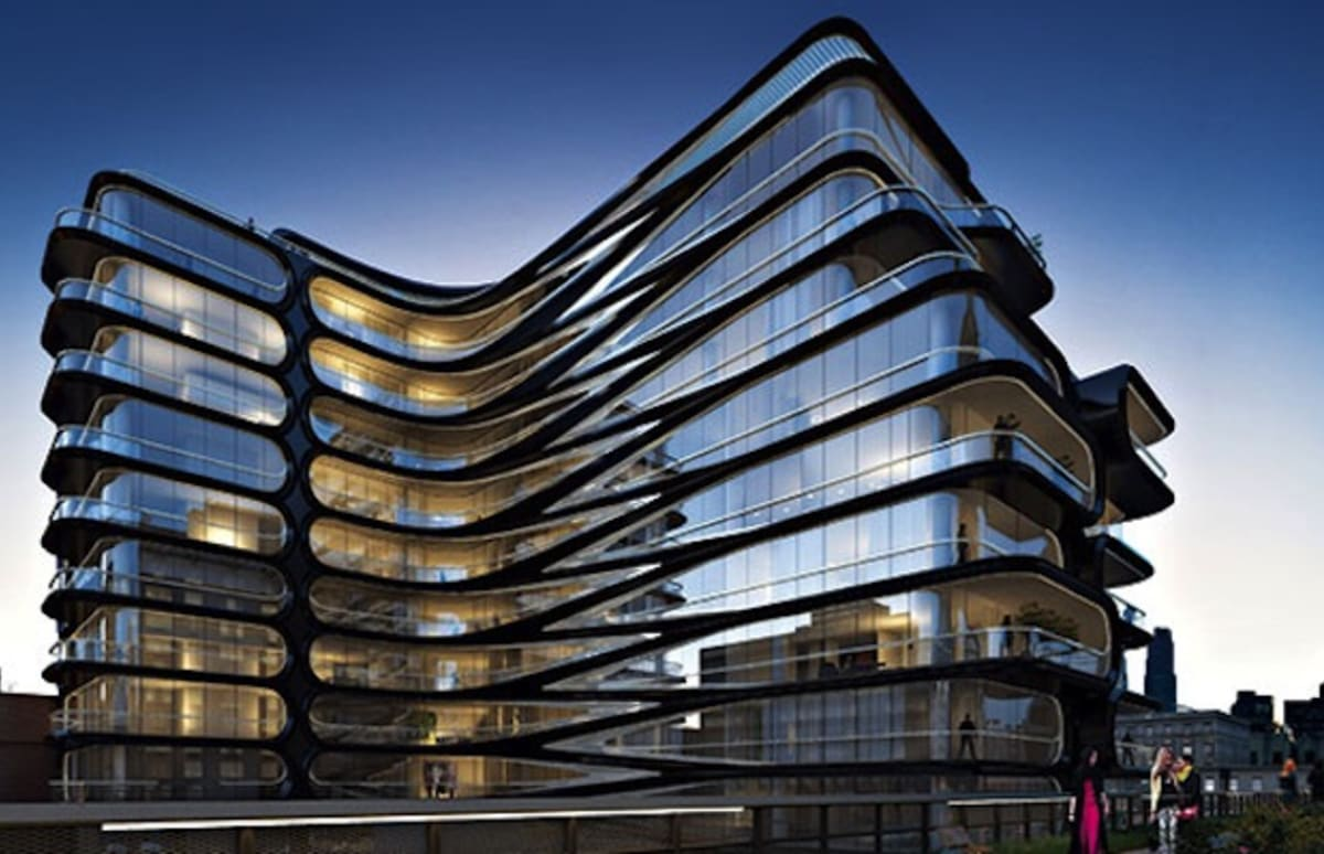 zaha hadid 39 s first nyc building will be don draper 39 s