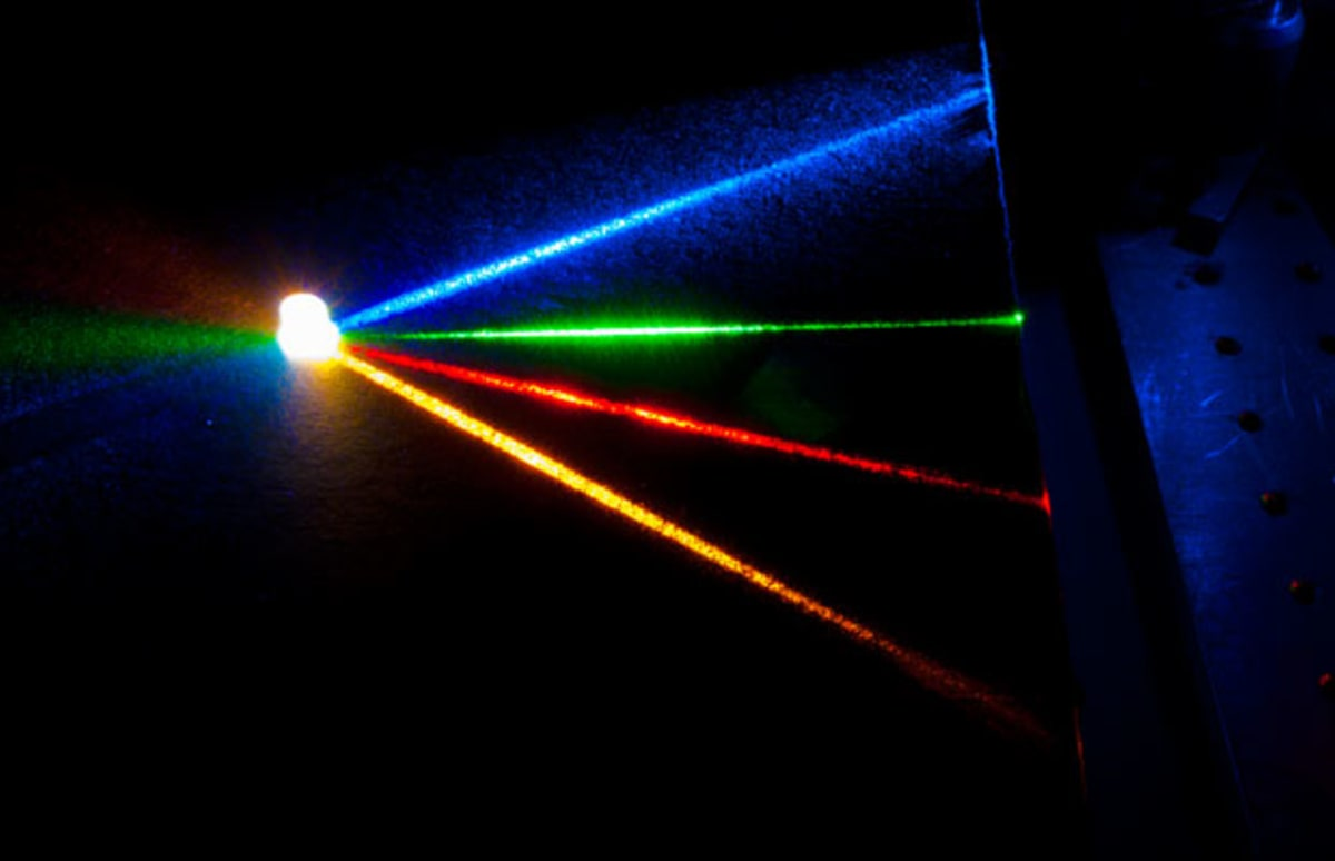 These Efficient Laser Light Bulbs May Replace LEDs