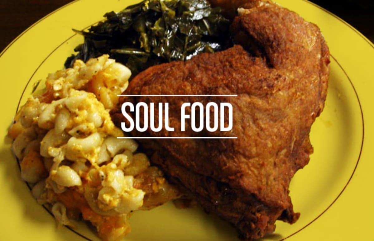 Black History Month Food Menu