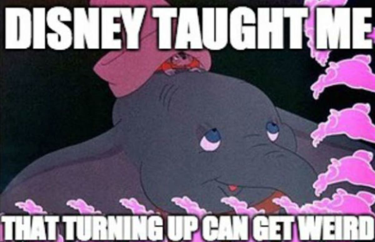 The little mermaid walt taught me life lessons from disney movies in memes complex