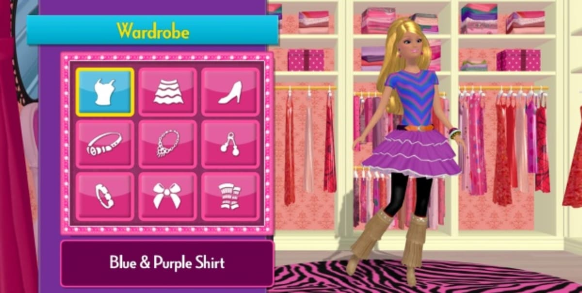 Barbie Life In The Dreamhouse Party Game - My Games …