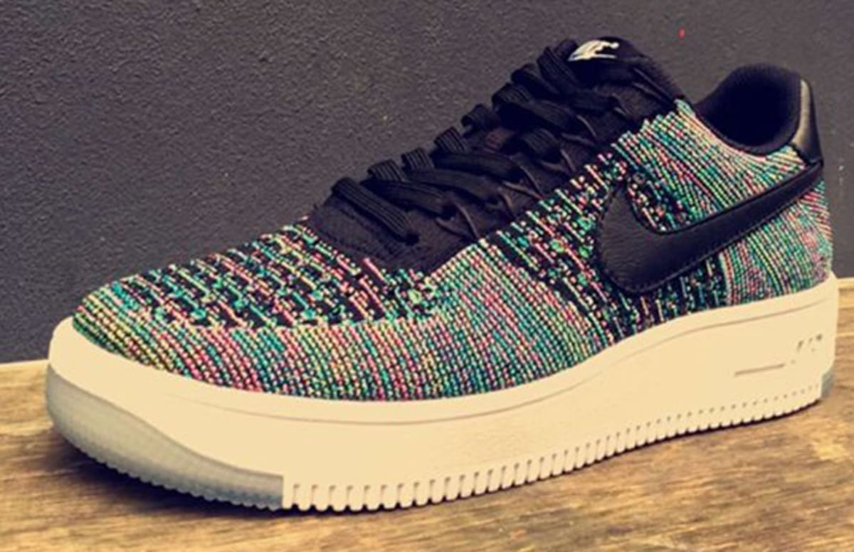 nike air force 1 low multicolor complex. Black Bedroom Furniture Sets. Home Design Ideas