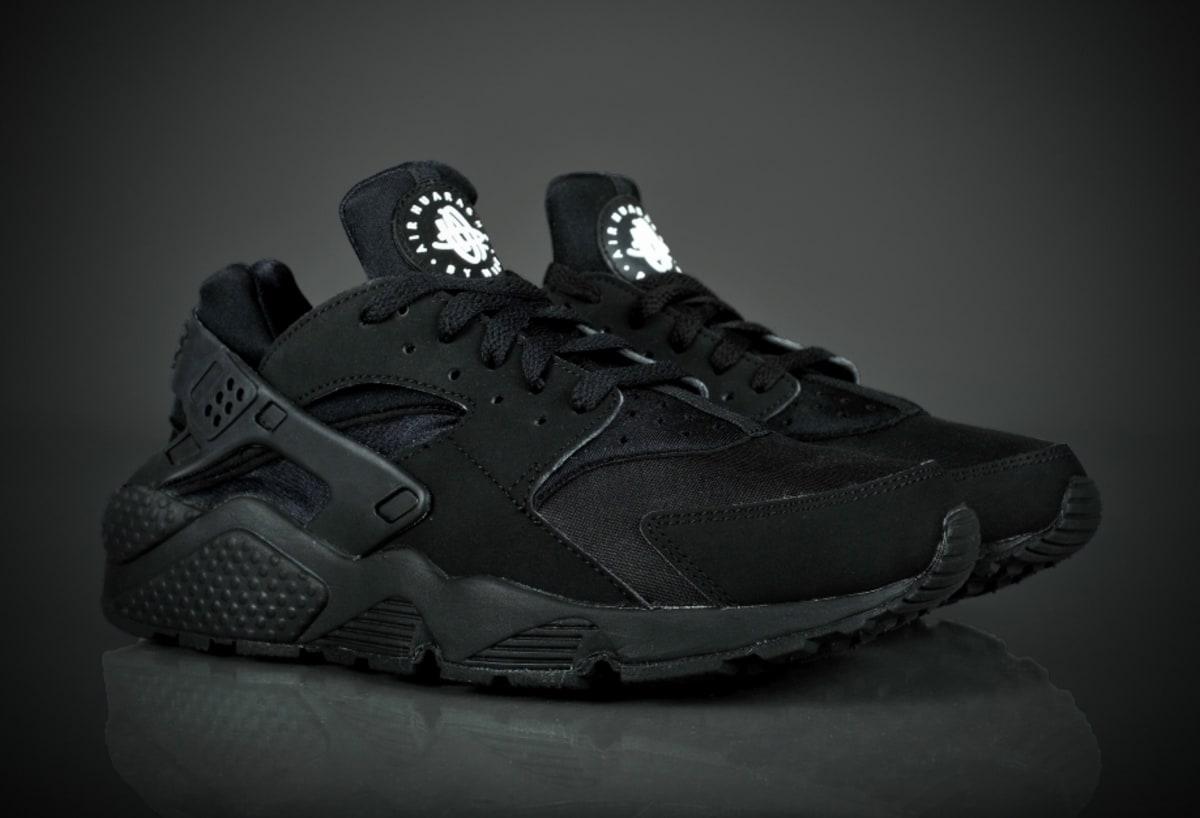 Two Part Shoes Black