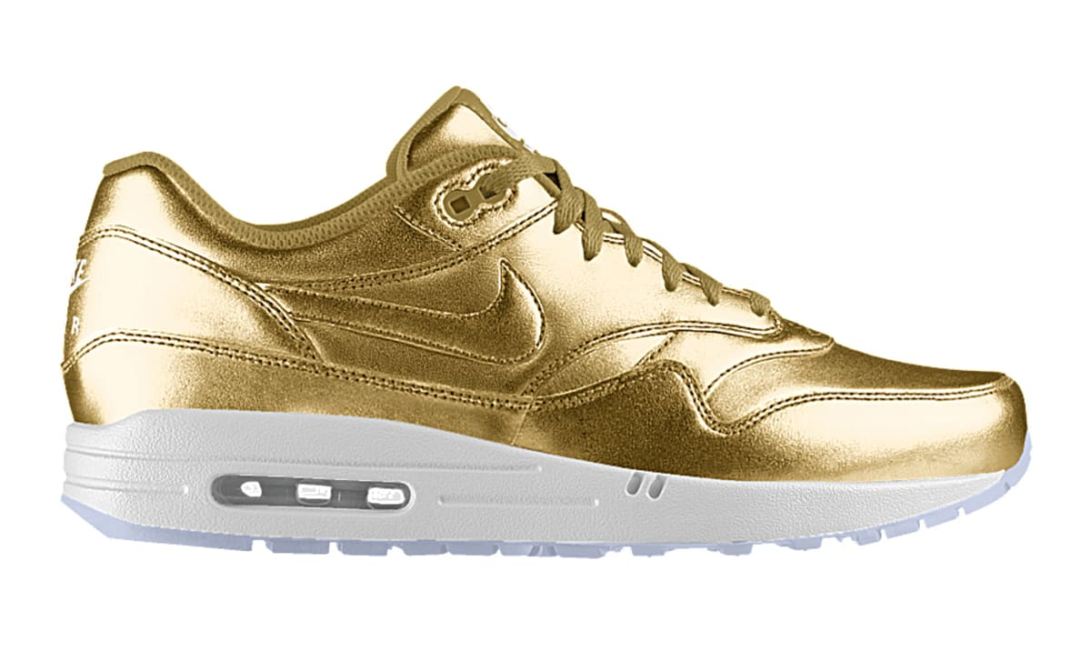 nike air max 1 id metallic complex. Black Bedroom Furniture Sets. Home Design Ideas
