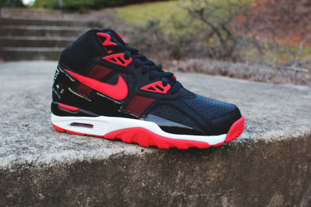nike air trainer sc high bred complex. Black Bedroom Furniture Sets. Home Design Ideas
