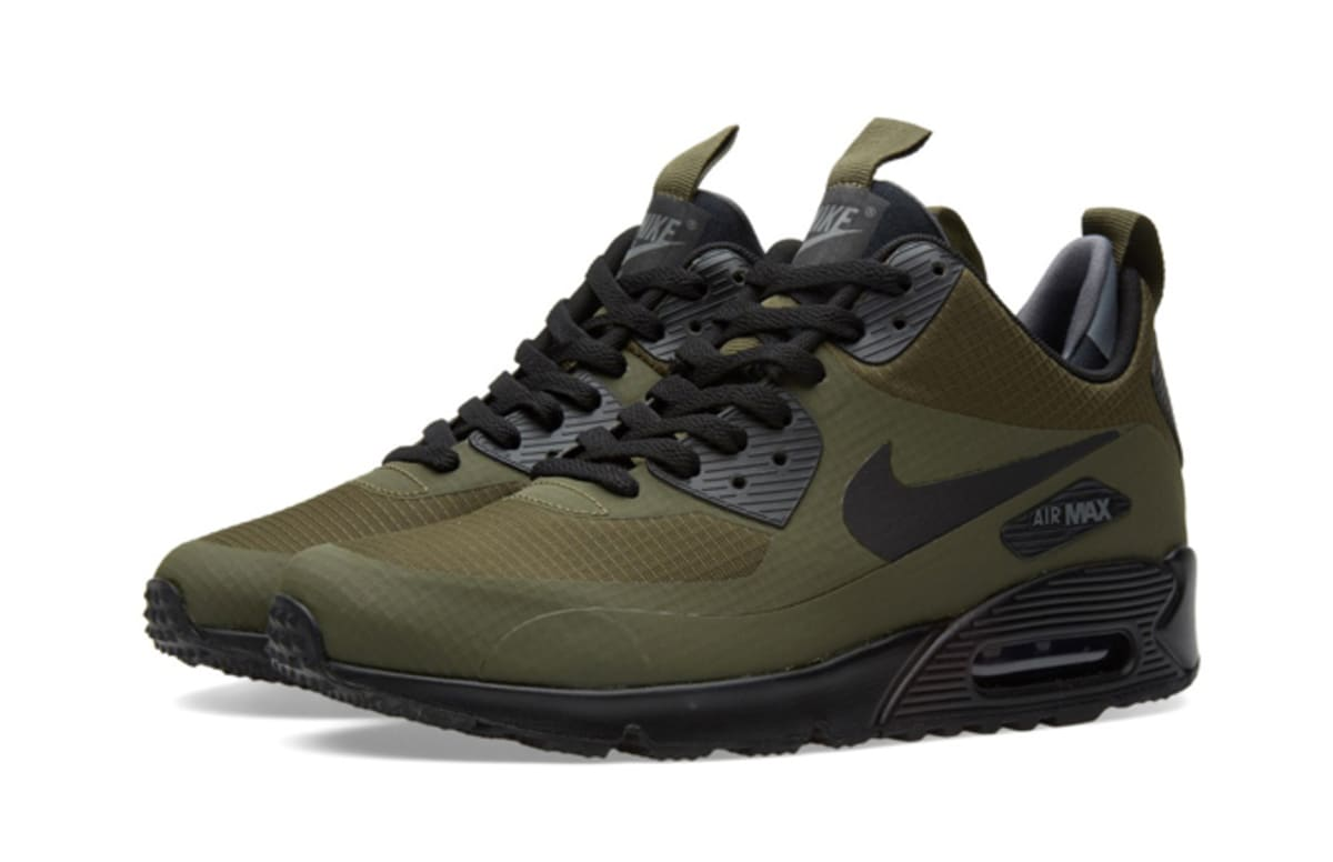 big sale d745a 78044 Gear up for the Season With the Nike Air Max 90 Mid Winter
