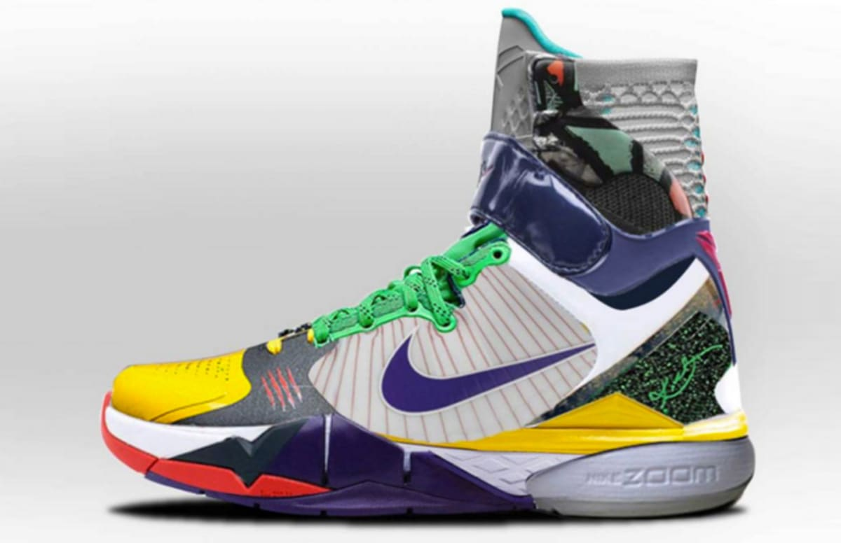 nike zoom kobe 1 basketball shoe