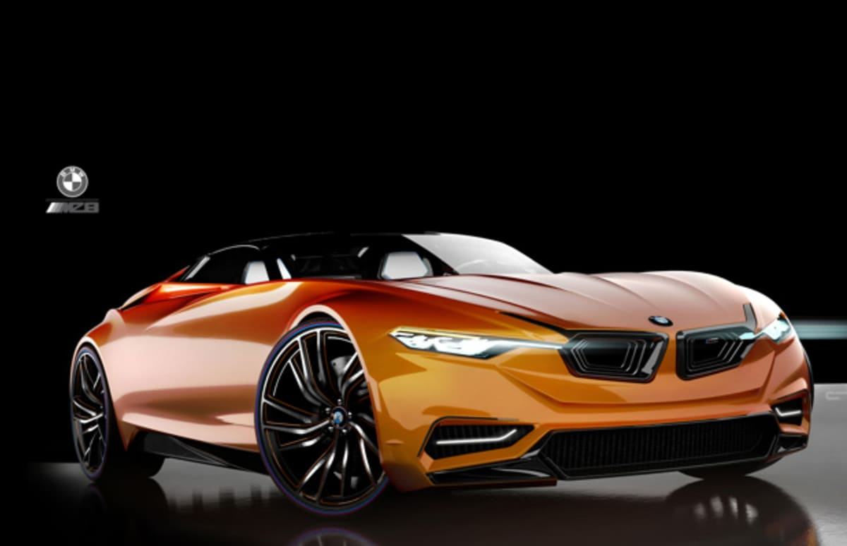 The Mz8 Concept Is The Bmw Supercar Everybody Wants Complex