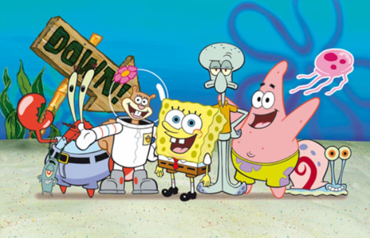 "how ""spongebob squarepants"" stayed fresh and subversive over 15"