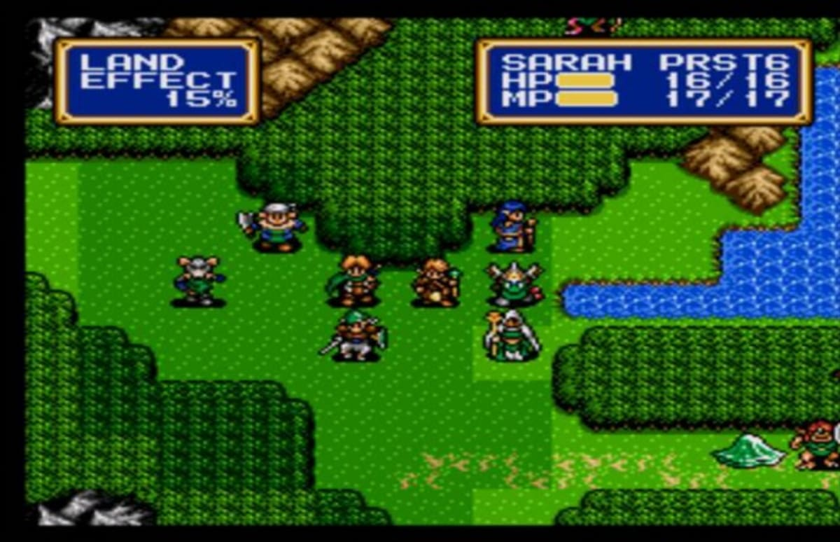 Throwback Thursday Quot Shining Force Quot For The Sega Genesis