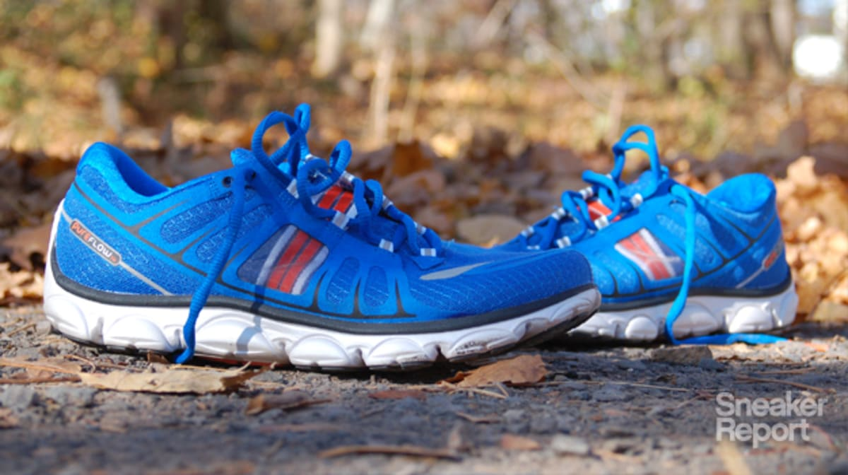 Go With The Flow in The Brooks PureFlow 2