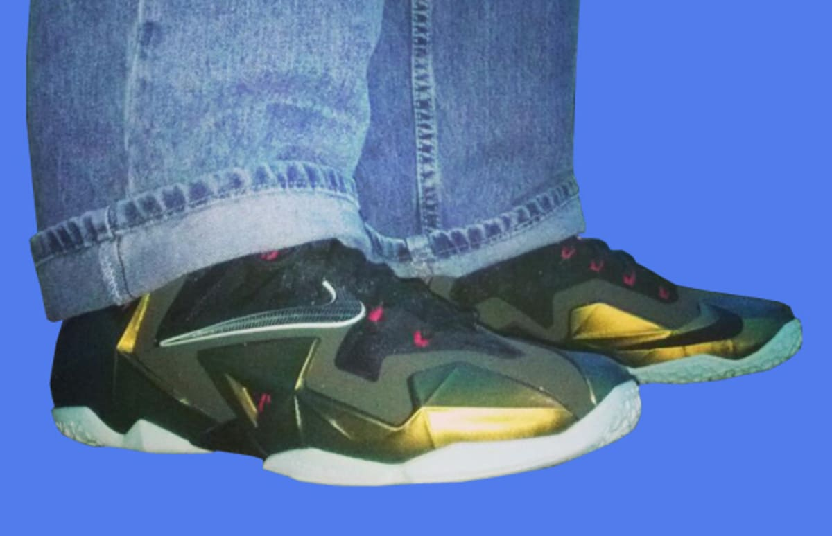 b6b64665bc0 20 Awesome Sneakers Ruined by Awful Jeans