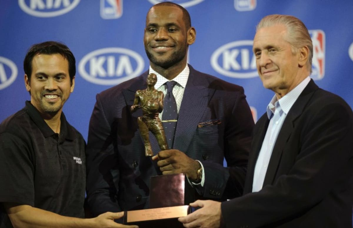 Pat Riley Still Doesn't Understand Why LeBron James Left the Heat