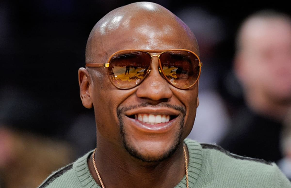 Floyd Mayweather Reportedly Spends More Than 10k On Haircuts Every